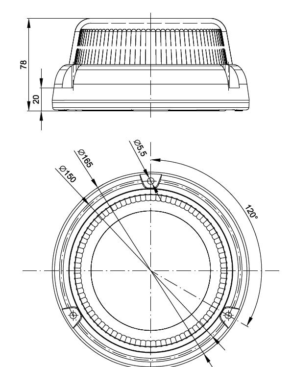 car led design edwin szepanski rundumleuchten blitzer. Black Bedroom Furniture Sets. Home Design Ideas